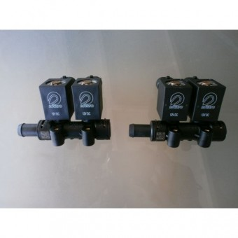 LOVATO RAIL INJECTOR LPG ( TYPE  EP 2×2 PIECES)