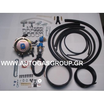 LOVATO FULL KIT FROM CARBURETOR AUTO LPG
