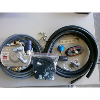 BRC FULL KIT FROM CARBURETOR AUTO LPG