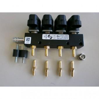LPG INJECTOR RAIL-IG1 4 KYLINDER 3 OMS