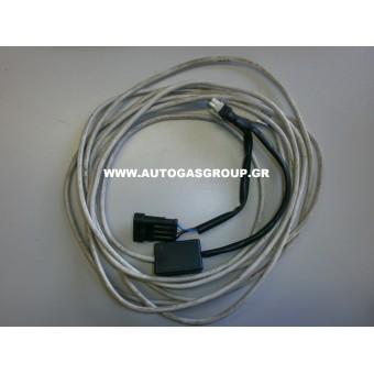 USB ΚΑΛΩΔΙO ΔΙΑΓΝΩΣΕΩΝ ΣΥΣΤΗΜΑΤΩΝ LPG/CNG ZAVOLI