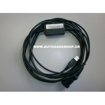 USB CABLE DIAGNOSTIC LPG/CNG ALDESA