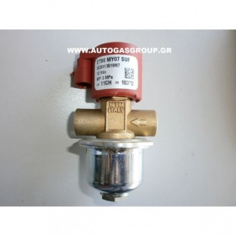 BRC LPG GAS VALVE 8mm x 8mm