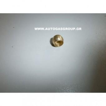 ΚΩΝΟΣ ΜΠΡΟΥΤΣΙΝΟΣ ΓΙΑ ΧΑΛΚΟΣΩΛΙΝΑ 8mm