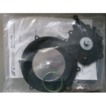 SET KIT REDUCTOR O-RING AUTO LPG TOMASETTO-ΑΤ07 CARBIRATOR-MONO POINT