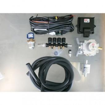 BRC SEQUENT 32-4G ALBA PRICE 225.00€ 4 CYLINDER UP TO 104-120 KW AUTO LPG