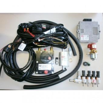 BRC PLUG AND DRIVE PRICE 480.00€ 4 CYLINDER-ORANGE INJECTOR GENIUS MAX 170KW