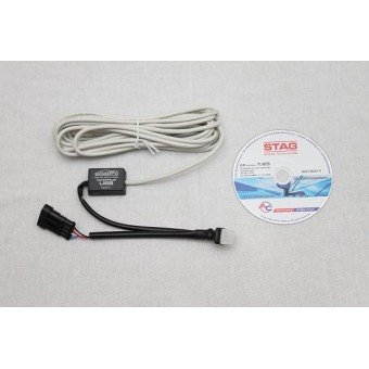 USB CABLE DIAGNOSTIC LPG/CNG A/C STAG
