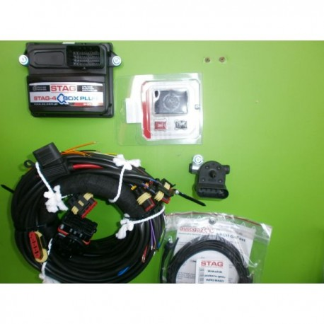 STAG QBox Plus OBDII 4 ΚΥΛΙΝΔΡΩΝ